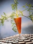 Сок моркови повысит иммунитет