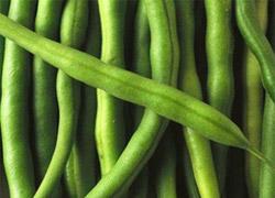Бобы зеленые сушеные отварные в соусе