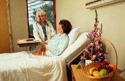 Положение больного в постели